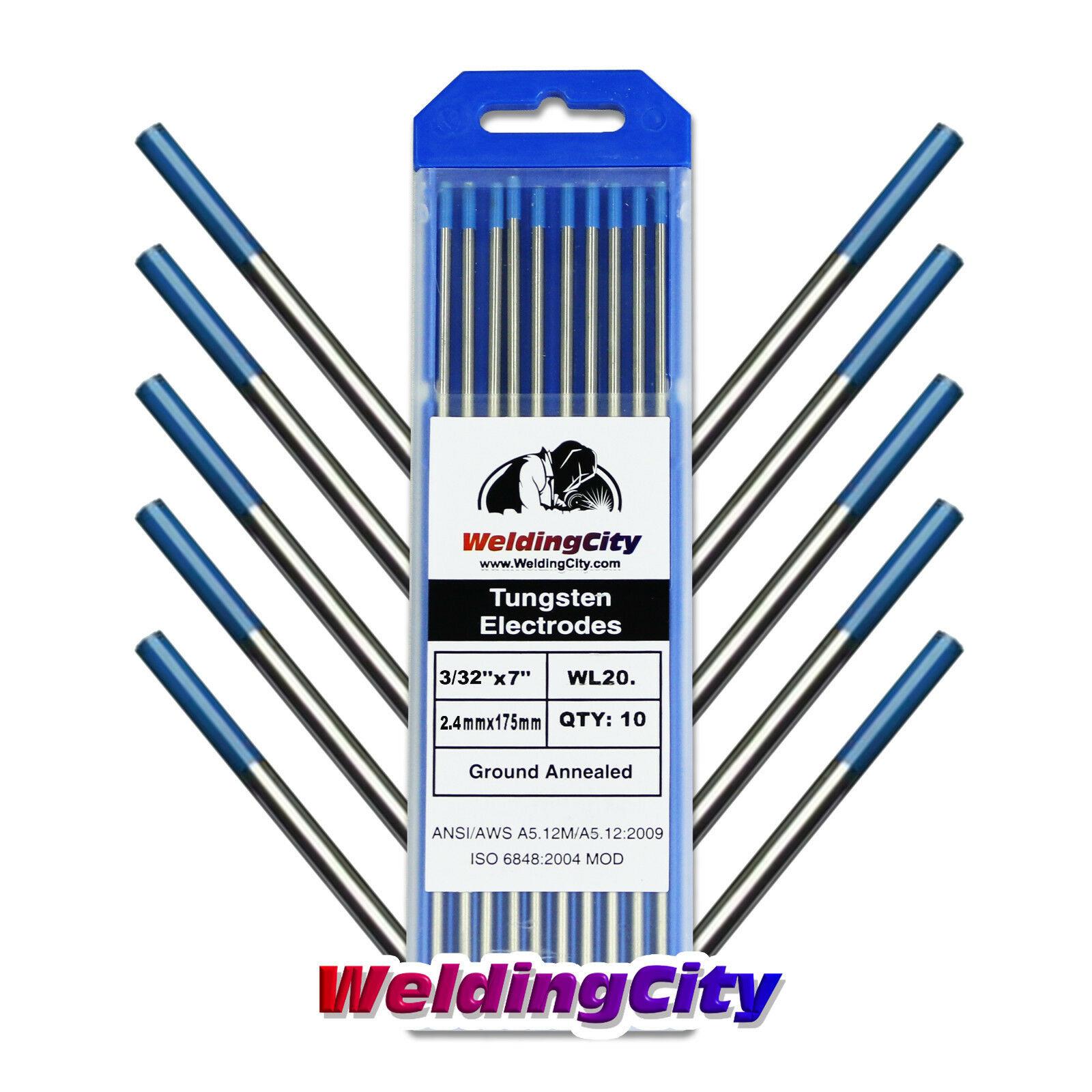 Маркировка вольфрамовых электродов для аргонодуговой сварки по цветам