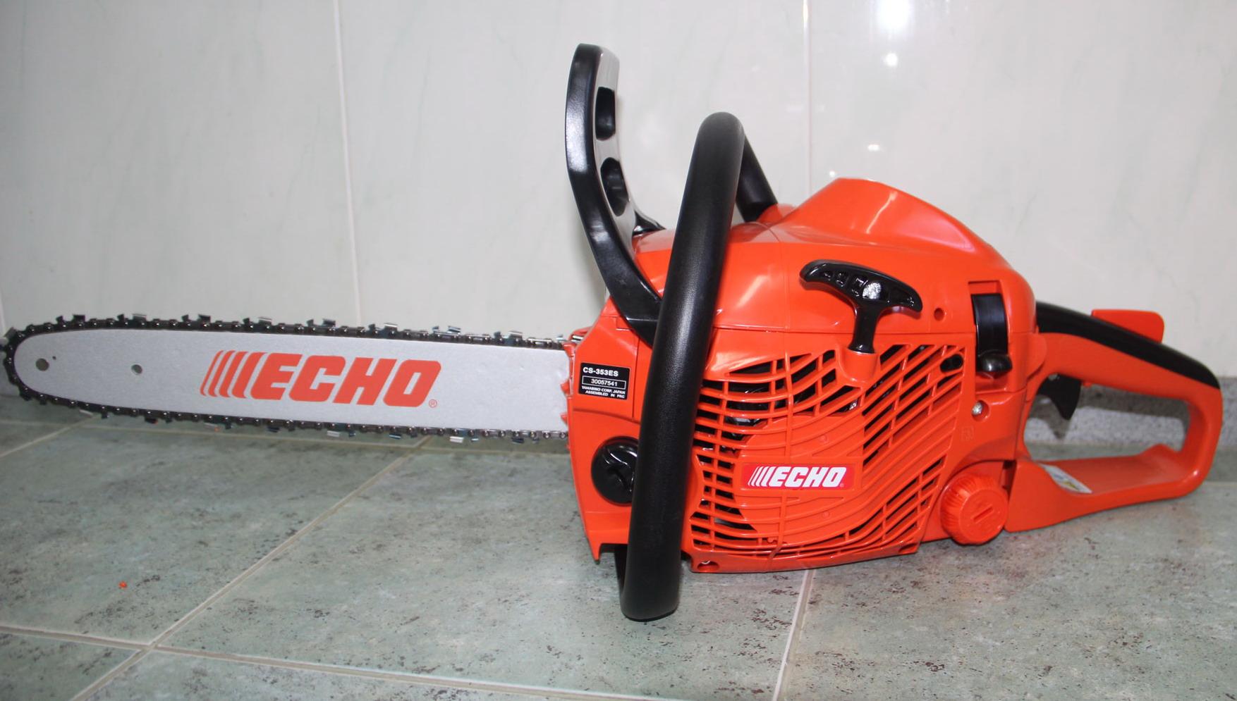 Бензопилы echo (эхо) — модели их характеристики, особенности