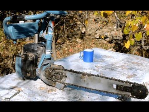 Регулировка карбюратора бензопилы урал электрон видео