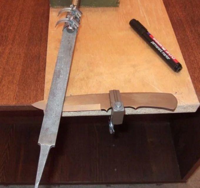 Заточка ножей на точильном станке: оборудование, правила, шлифовка