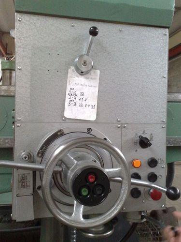 Радиально-сверлильный станок 2а554: технические характеристики - токарь
