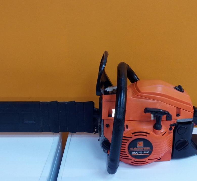 Бензопила carver rsg 238: обзор, отзывы, инструкция