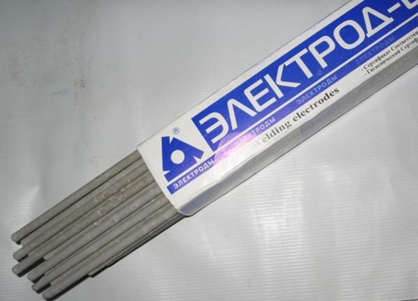 Импортные электроды – особенности, марки, аналоги