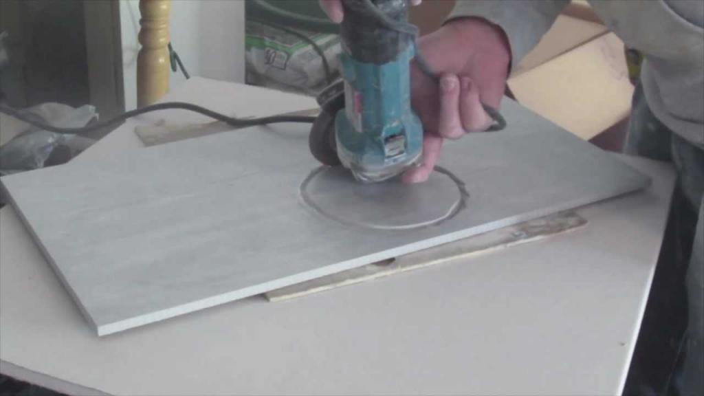 Как резать керамогранит в домашних условиях?