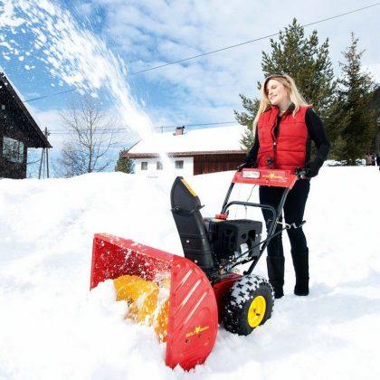 Как подготовить снегоуборщик к эксплуатации в новом сезоне