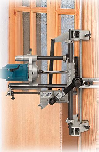 Как сделать и как применить шаблон для врезки петель?