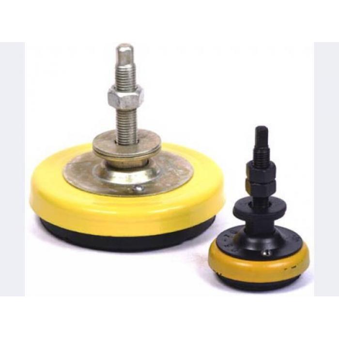 Виброопоры для токарных и шлифовальных станков
