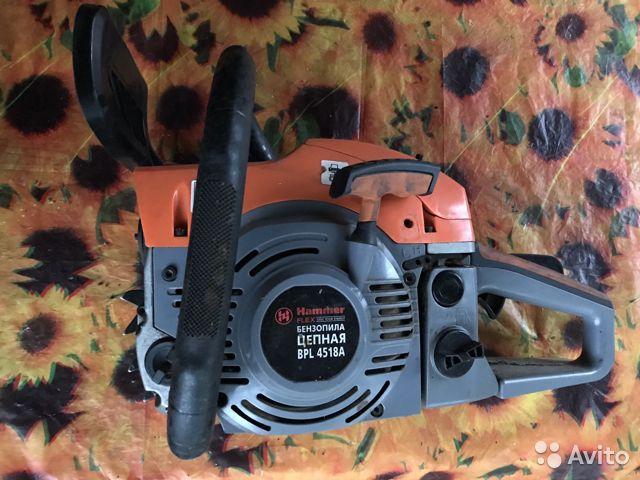 Бензопила hammer bpl4518a (104-013) купить за 7599 руб в воронеже, отзывы, видео обзоры и характеристики