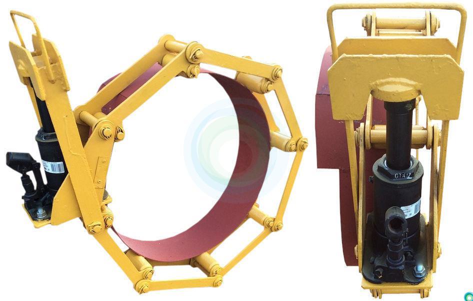 Наружние и внутренние центраторы для сварки труб