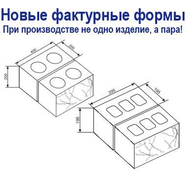 Чертежи самодельного станка для производства шлакоблока своими руками