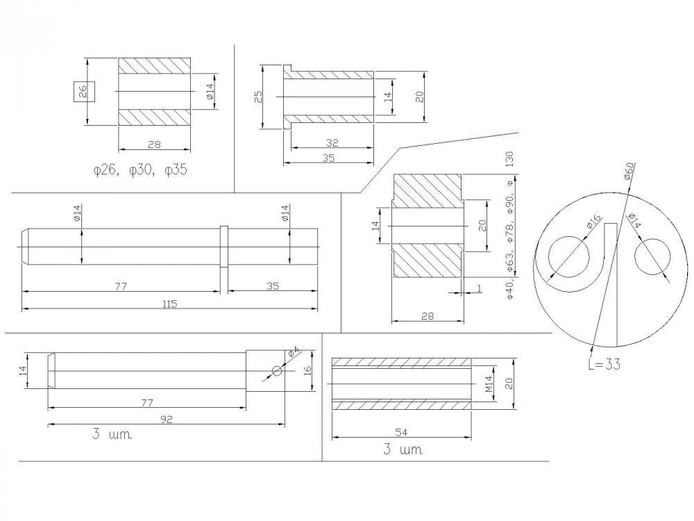 Холодная ковка: станки/оборудование, оснастка, инструмент, технология