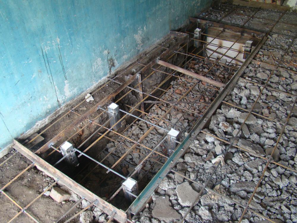 Фундаменты под оборудование в москве. заливка и проектирование