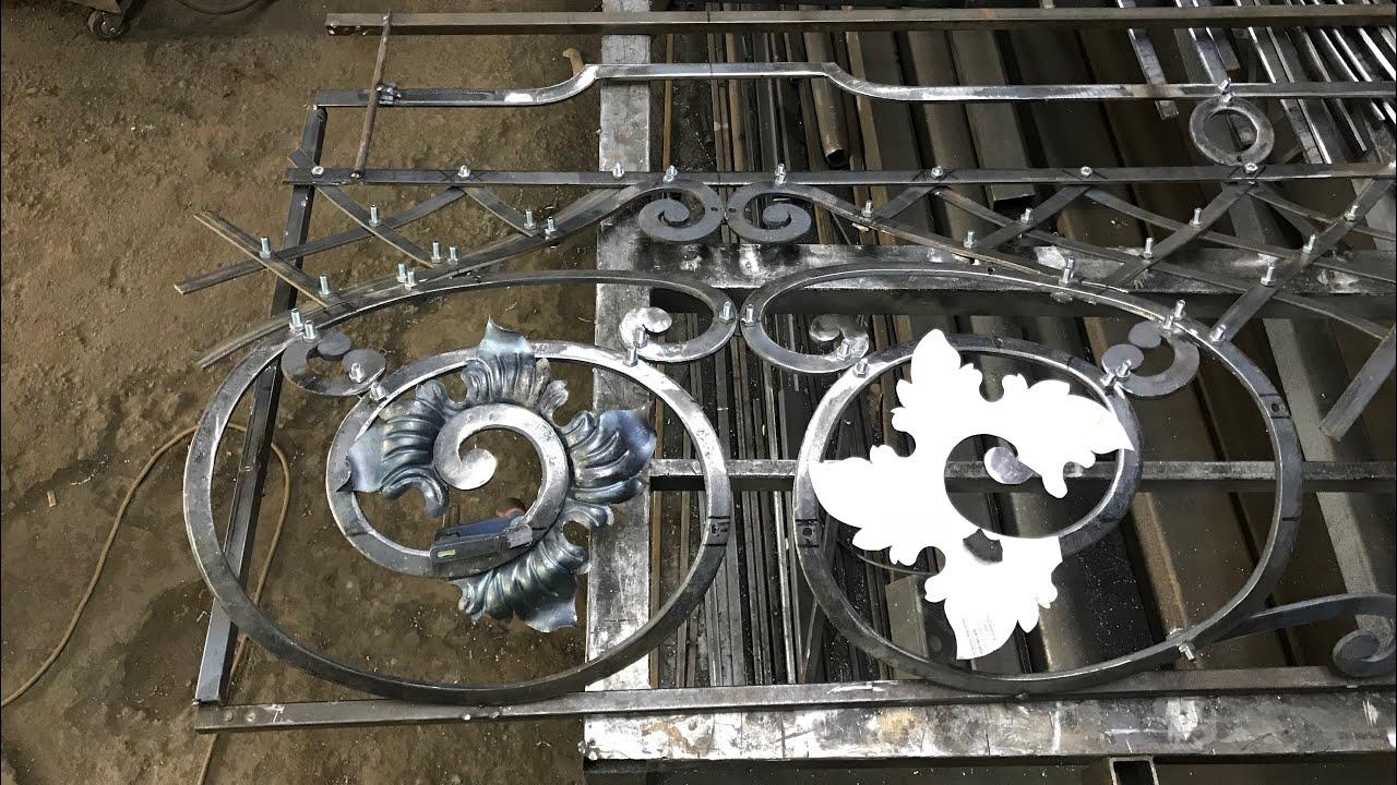 Самостоятельная художественная ковка металла