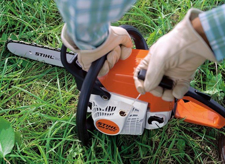 Как отремонтировать стартер на бензопиле – мои инструменты