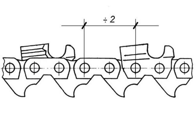 Как подобрать напильник для цепи бензопилы