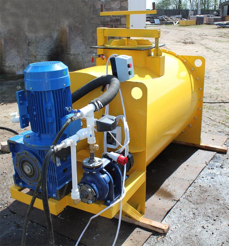 Оборудование для производства пенобетона: виды станков, цены