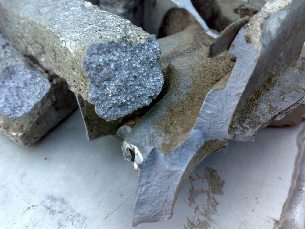 Литье алюминия в домашних условиях