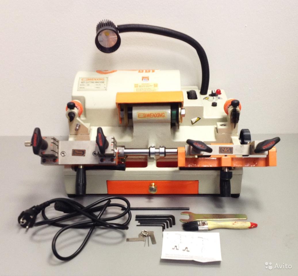 Станки для изготовления дубликатов для обычных ключей и домофонов