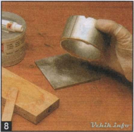 Чем и как склеить металлы