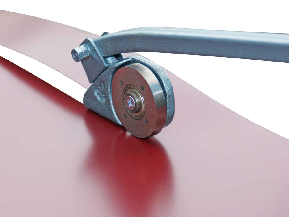 Ножи дисковые по металлу для резки листового металла