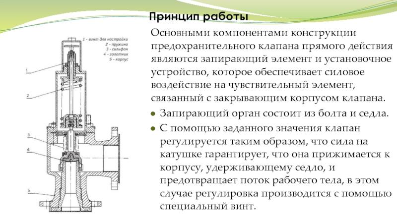 Предохранительный клапан для бойлера. принцип работы. установка