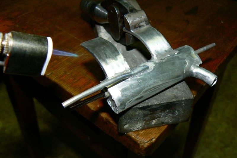 Пайка алюминия с медью своими руками в домашних условиях