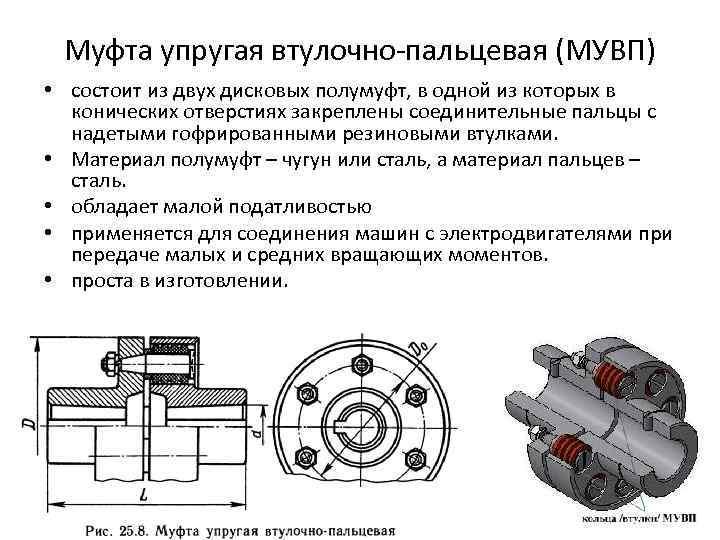Муфты упругие втулочно-пальцевые мувп купить в киеве, украине, цена в нтц редуктор