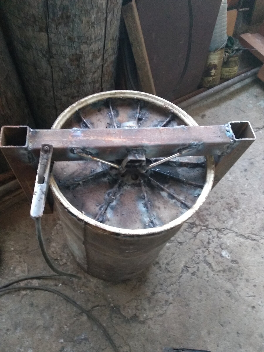 Бетономешалка своими руками: ручная и электрическая, простая и сложная