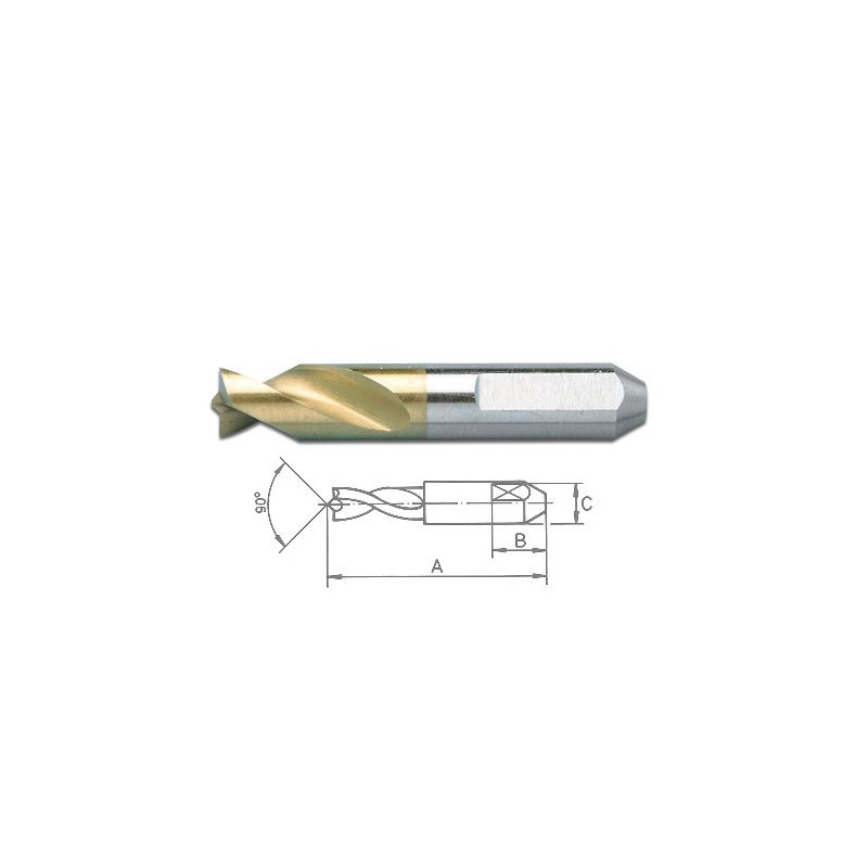 Как заточить сверло для высверливания точечной сварки - о металле