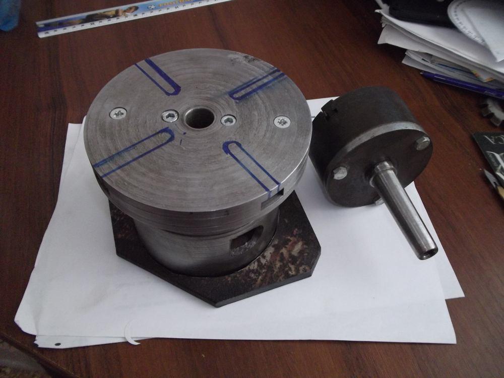 Универсальная делительная головка токарного и фрезерного станка: как ее сделать своими руками