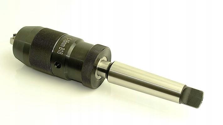 Сверлильный патрон с конусом морзе, самозажимной, трёхкулачковый | проинструмент