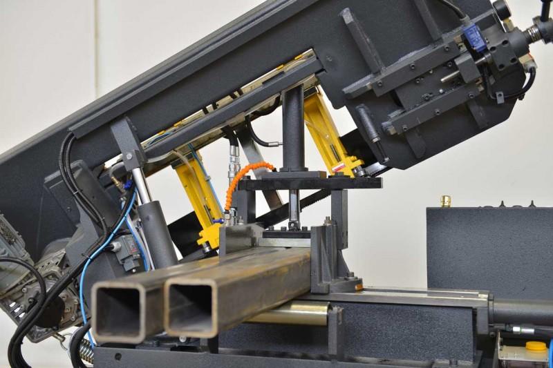 Обзор популярных моделей ленточнопильных станков по металлу