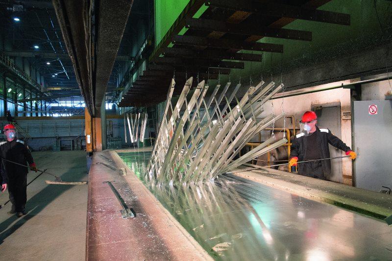 Цинкование металла – всё о процессе и особенностях цинкования металлоконструкций + видео