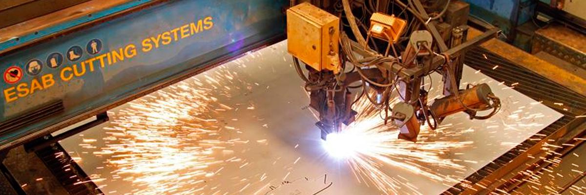 Оборудование для лазерной резки металла