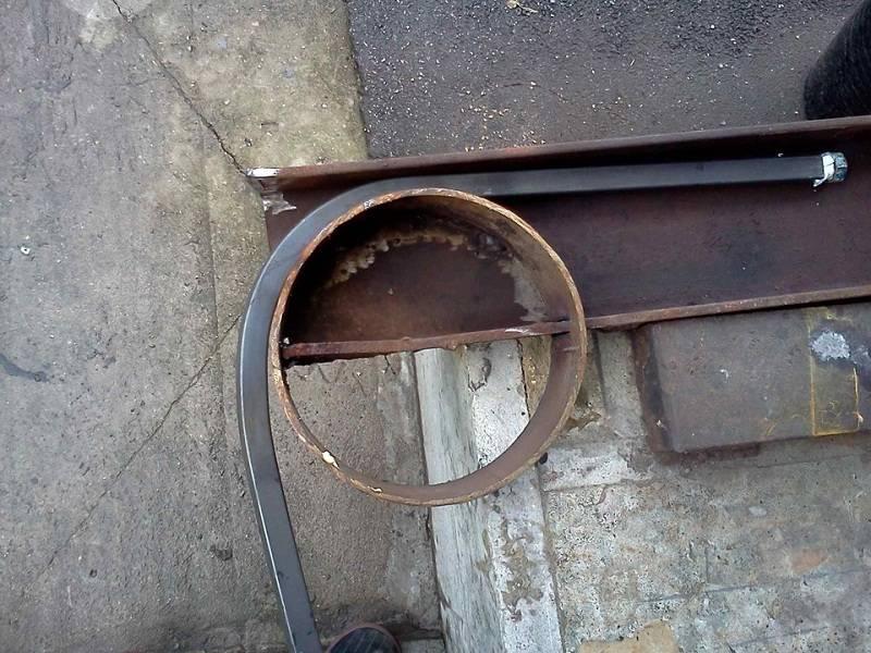 Как согнуть трубу без трубогиба в домашних условиях, загиб медной, тонкой металлической, алюминиевой трубы, круглой и профильной