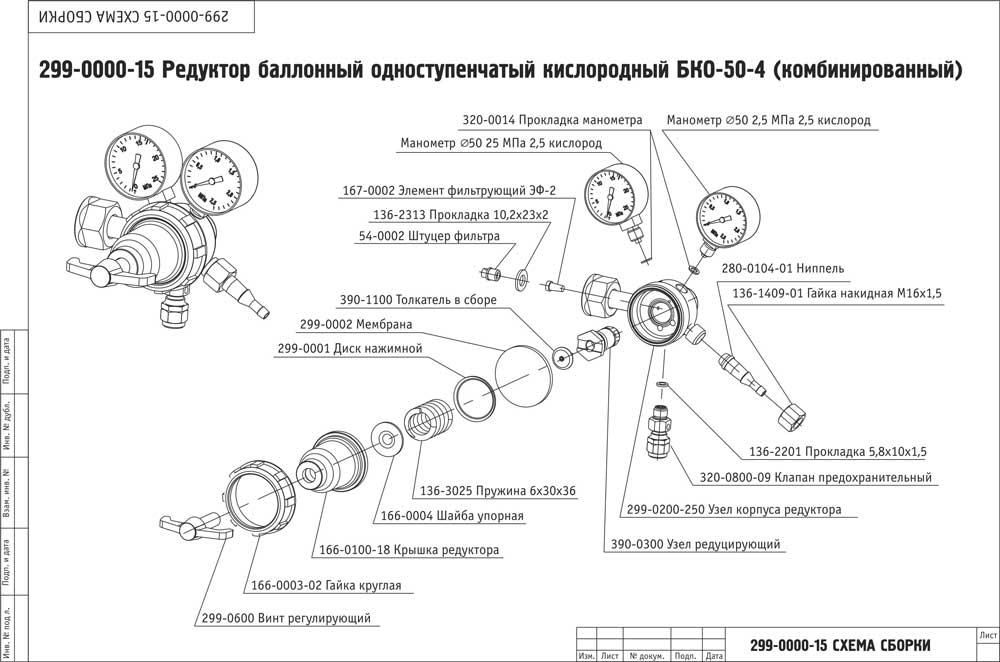 Можно ли использовать кислородный редуктор для аргона? - металлы, оборудование, инструкции