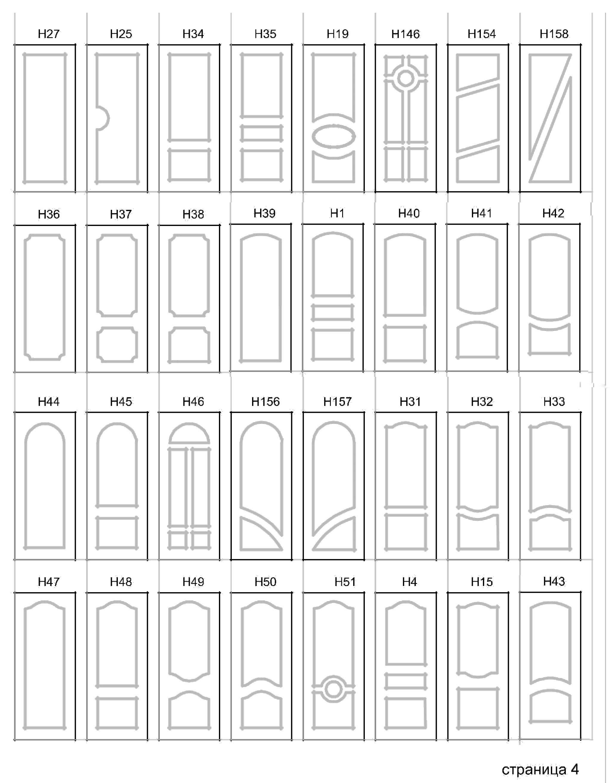 3d фрезеровка мдф - все про мебель
