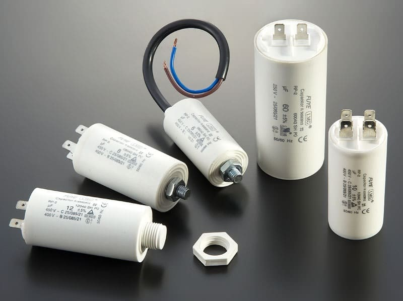 Как выбрать конденсатор для электродвигателя - 90 фото, таблицы и схемы как выбрать конденсатор