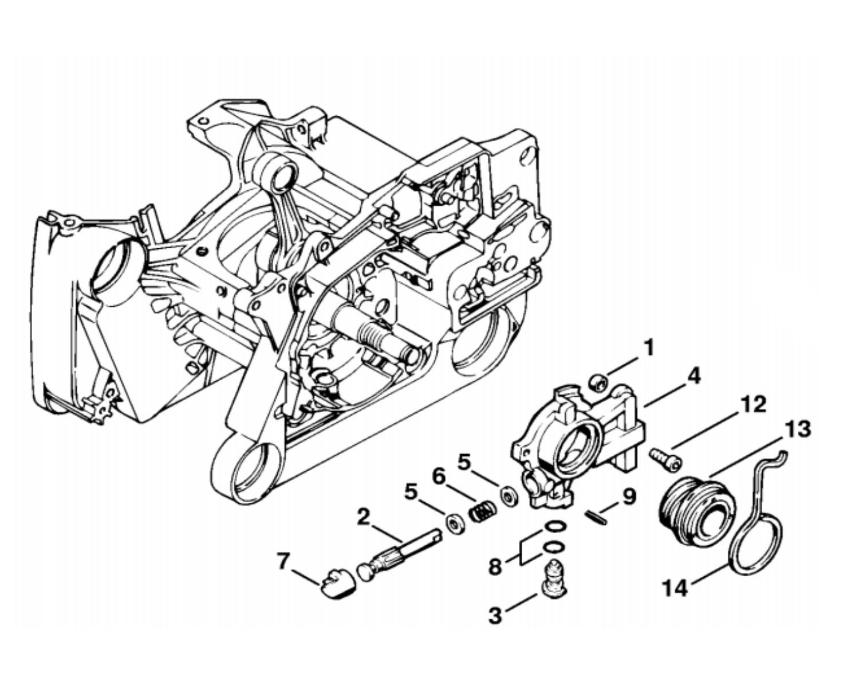 Какое масло заливать в бензопилу штиль (stihl) – какое использовать для двухтактных двигателей