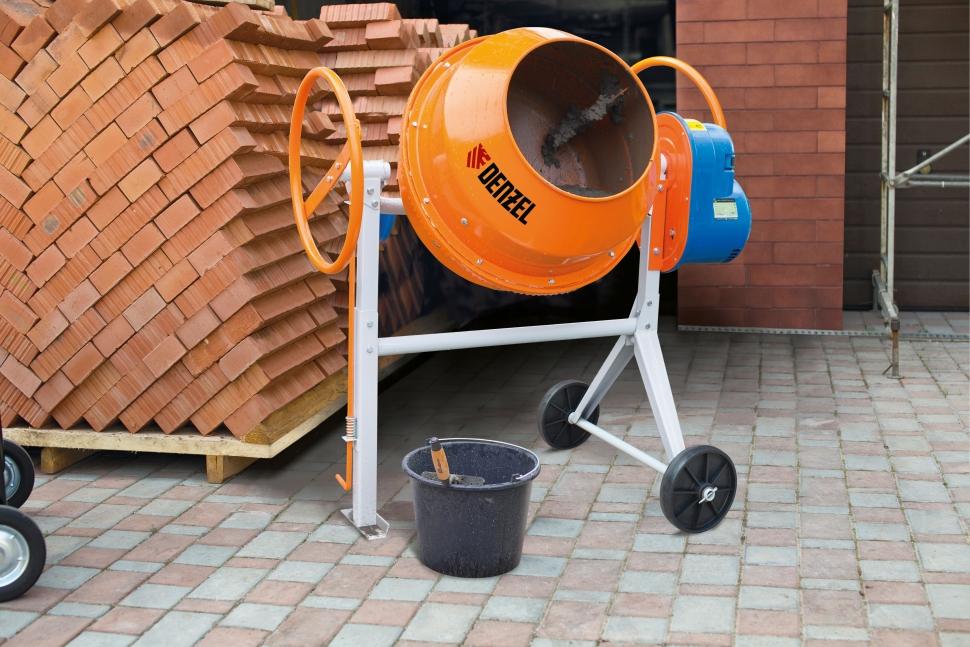 Как выбрать бетономешалку для дома, дачи, конструкции, материалы, объем, отзывы + фото