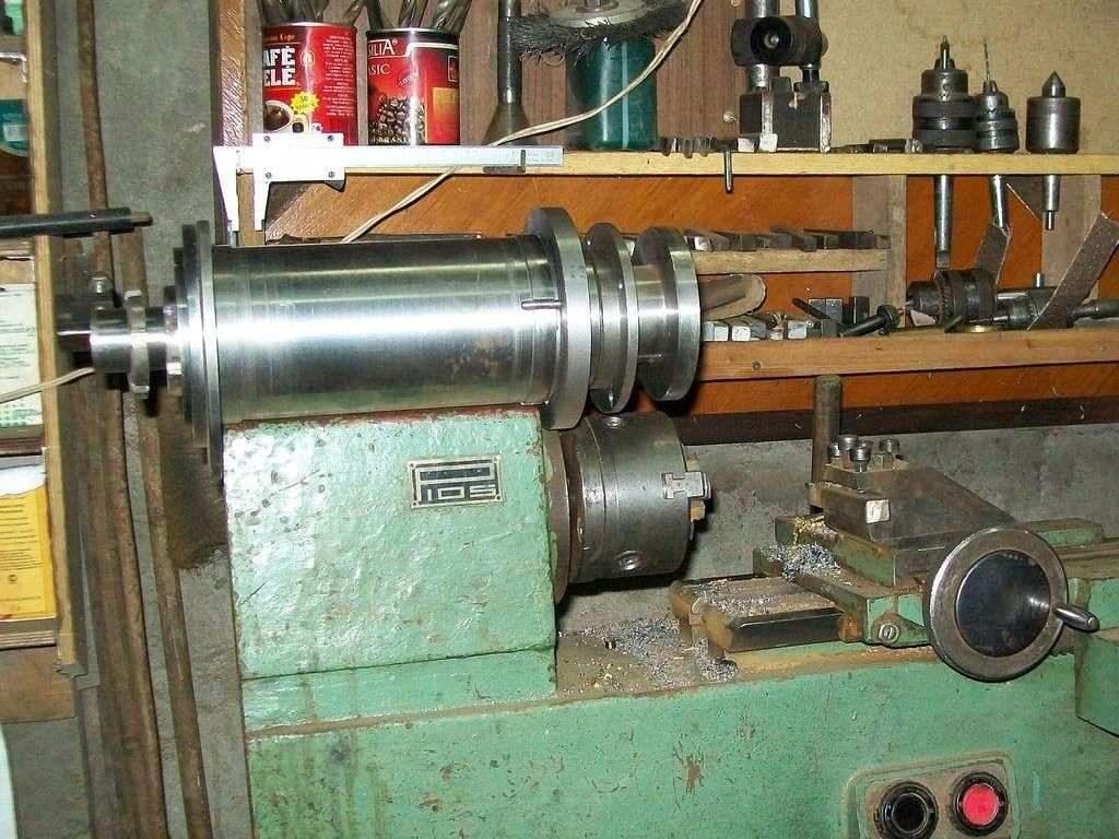 Токарный станок р105 по металлу характеристики, устройство, применение