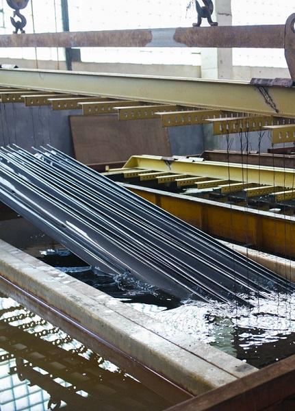 Эффективность холодного цинкования металла