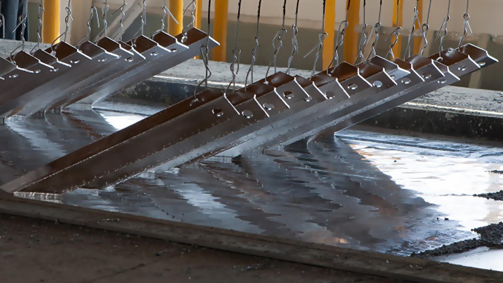 Технологии цинкования металлов в домашних условиях