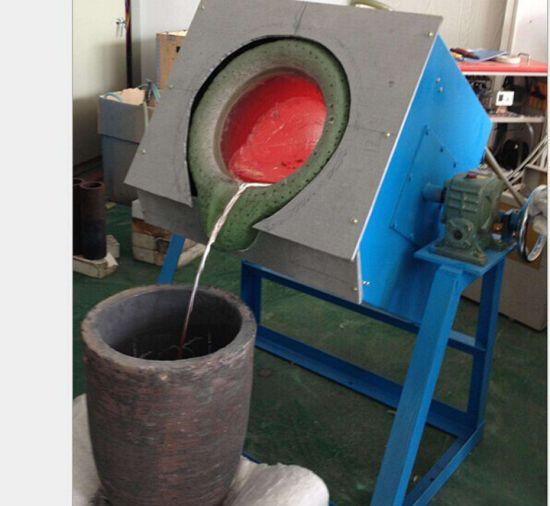 Индукционный тигель с холодными стенками - технология плавки металлов - zetsila