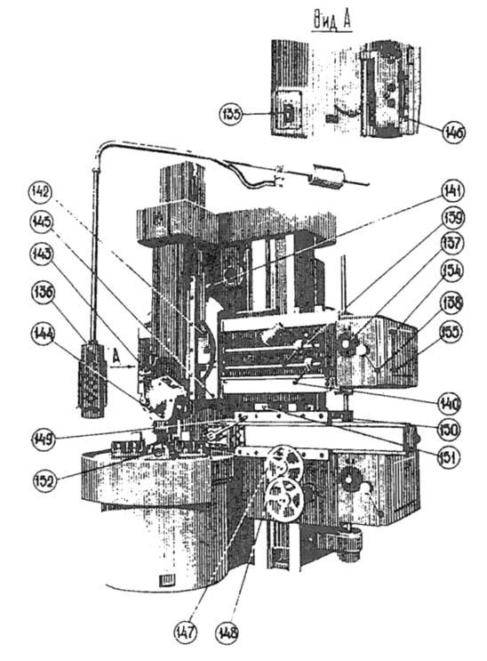 Токарно-карусельные станки: устройство, модели, назначение