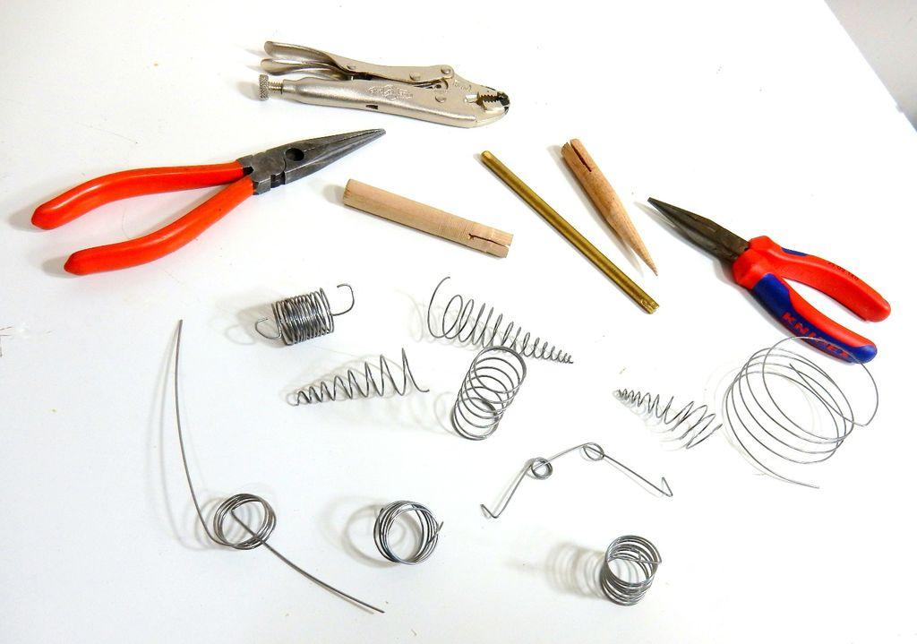 Как закалить пружину в домашних условиях - металл