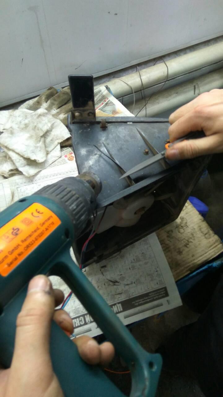 Как отремонтировать строительный фен — все виды поломок и их устранение – мои инструменты