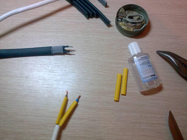 Как правильно паять паяльником провода: медные, алюминиевые