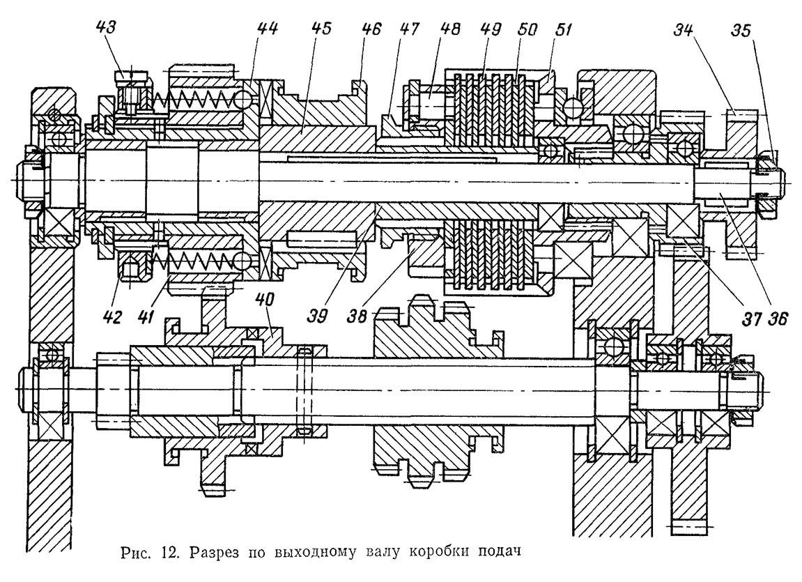 Вертикально-фрезерный станок 6р12.
