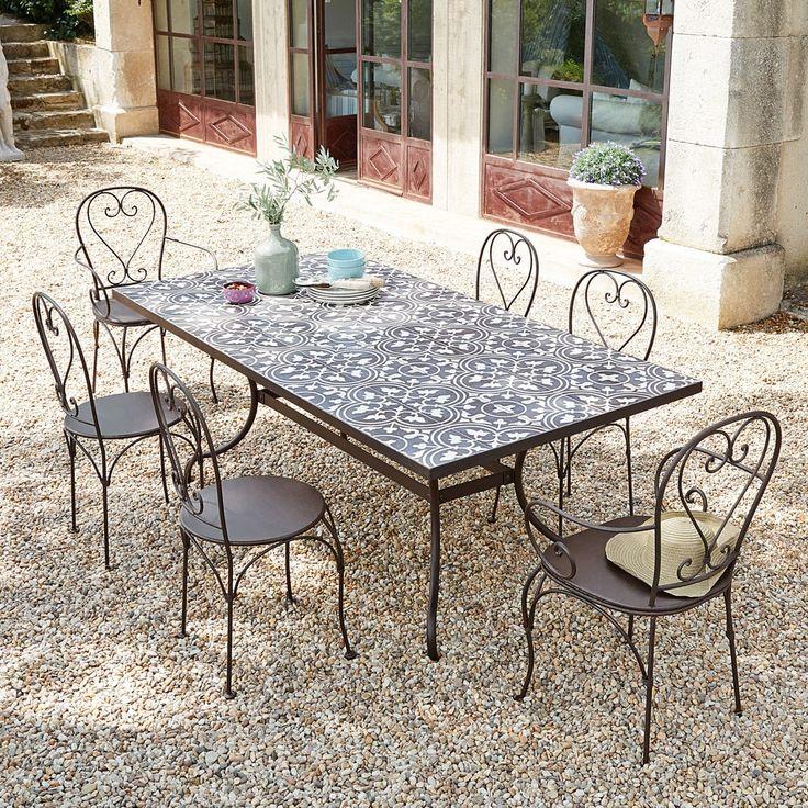 Кованые столы: 60+ фото в интерьере, роскошные идеи оформления
